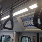 電車の案内表示の英語が微妙におかしい件
